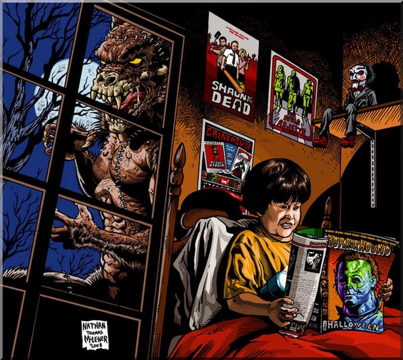 fumetti horror